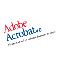 ADOBE ACROBAT 4  download