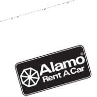 ALAMO RENT A CAR vector