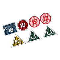 BBFC Ratings vector