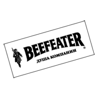 BEEFEATER B W  vector