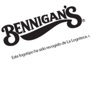 BENNIGAN'S vector