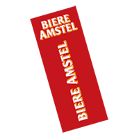 BIERE AMSTELL  vector