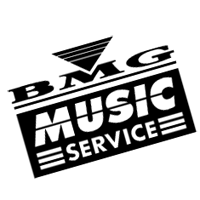 BMG MUSIC SERVICE  vector