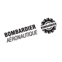 BOMBARDIER AERONAUTIQUE 2 vector