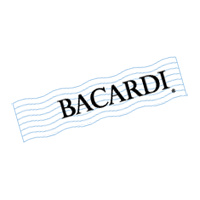 Bacardi white  vector