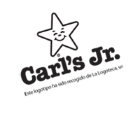 CARL'S JR vector