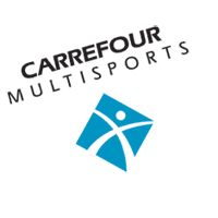 CARREFOUR MULTISPORTS  vector