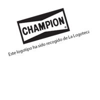 CHAMPION bujias vector
