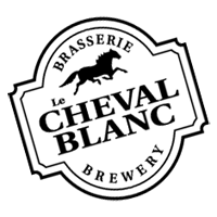 CHEVAL BLANC BREWERY  vector