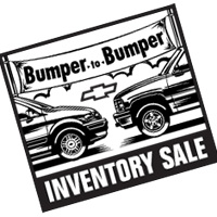 CHEVROLET INVENTORY SALE download