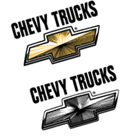 CHEVY TRUCKS LOGOS2 vector
