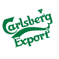 Carlsberg Export  vector