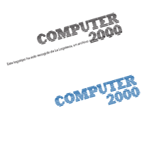 Computer 2000 inf vector