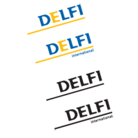 DELFI INTERNATIONAL  vector