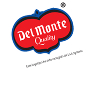 DEL MONTE aliment vector