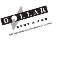 DOLLAR alq coches vector