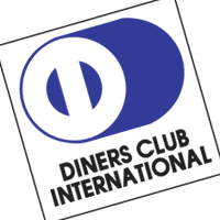 Diners Club  vector