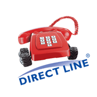 Direct Line vector