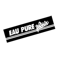 EAU PURE  vector