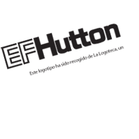 EF HUTTON vector