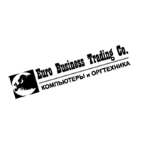 EURO BUSINESS TRADING RUS vector