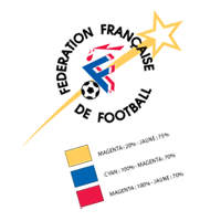 FOOTBALL FRANCE FEDERATION vector