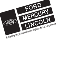 FORD LINCOLN autom vector