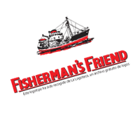 fishermans friend caramelos vector