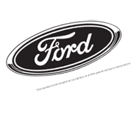 ford automovil vector