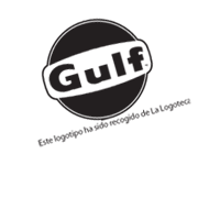 GULF lubricantes vector
