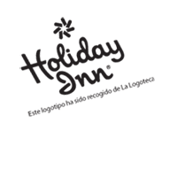 HOLIDAY INN hoteles vector