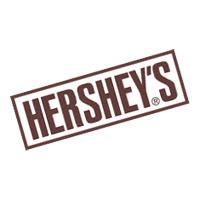 Hershey's logo inverse preview