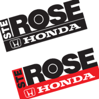 Honda Ste-Rose logos preview