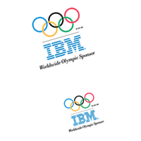 IBM Olympic games logoA preview