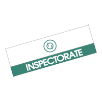 INSPECTORATE  download