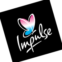 Impulse logo (with flower) preview