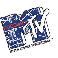 MTV logo rus vector
