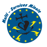 MULTI SERVICES MINUTE  vector