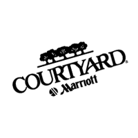 Marriott Courtyard  vector