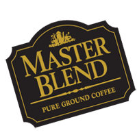 Master Blend coffee  vector