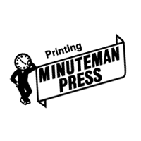 Minuteman Press  vector