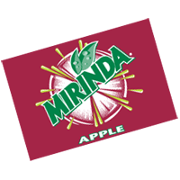 Mirinda Apple  vector