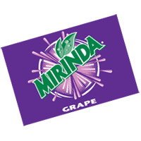 Mirinda Grape  vector