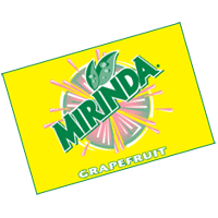 Mirinda Grapefruit  vector