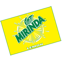Mirinda Lemon  vector