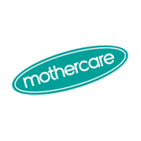 Mothercare logo with oval vector