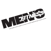 mens fitness vector
