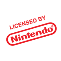 NINTENDO LICENSED  vector