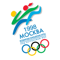 Olympic Moscow98 vector