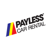 PAYLESS CAR RENTAL  vector